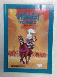 Usagi Yojimbo Book One 1 Trade Paperback TPB Stan Sakai Fantagraphics 1987