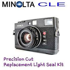 Replacement Light Seal Kit ~ Minolta CLE