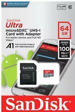 64gb Sandisk Tarjeta Micro Sd