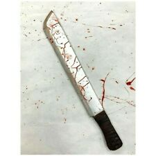 Foam Machete Friday 13th Horror Jason Prop Weapon Halloween Costume Accessory