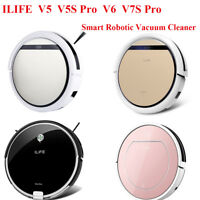 ILIFE V5 V5S Pro A6 A8 V8S Smart Robot Vacuum Cleaner Digital Auto Sweeper Dust