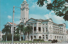 Post Card-Singapore/Town Hall