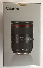 CANON EF 24-105mm 24-105 f/4 L IS II USM NEW LENS WARRANTY