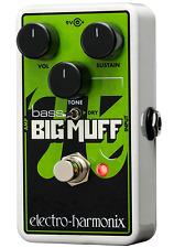 EHX Electro Harmonix Nano Bass Big Muff Pi, Brand New In Box