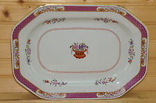 "Spode Lord Calvert Y5351 Oval Serving Platter, 12 1/4"" x 8 7/8"""
