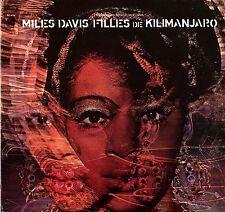 """MILES DAVIS - Filles De Kilimanjaro (Vinile=M) LP 12"""" USA Import"""