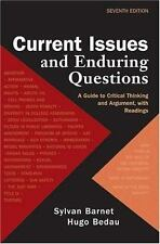 Current Issues and Enduring Questions: A Guide to Critical Thinking and Argumen