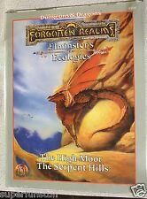 Ad&d Forgotten Realms - TSR 9490 Elminster's Ecologies The High Moor