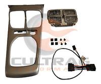 2010-2012 Camaro Genuine GM Metric Auxiliary Gauge 4 Pack Automatic V6 V8