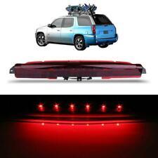For 2004-2007 Buick Rainier GMC Chevy Housing LED 3RD Third Red Brake Tail Light