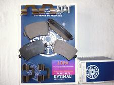 Jeu 4 plaquettes frein arrière VW Passat / variant  (LDPA44)
