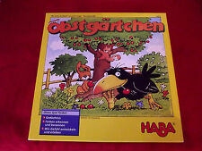 Obstgärtchen von Haba, Art. Nr. 4460 für 1 bis 4 Spieler ab 3 Jahren