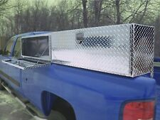 "Truck Tool Box :78"" High Cube Topsider High Side Top Mount Toobox"