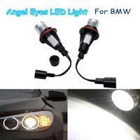 BMW E39 E87 E60 E63 E65 E66 E53 X5 E83 Error Free Angel Eyes Halo LED Light Bulb