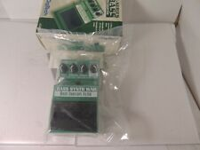 NEW OLD STOCK Digitech Bass Synth Wah Effects Pedal Synthesizer X-Series BSW