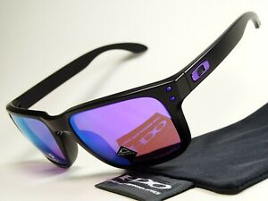 Oakley Holbrook Black Prizm Violet Sonnenbrille Jupiter Carbon Shift Tincan Five