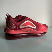 Nike Air Max 720 (GS) Running Shoes Size 6.5Y AQ3195 600 / Women's 8