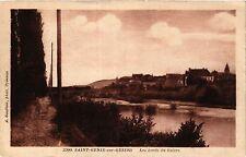 CPA   Saint-Genix-sur-Guiers - Les bords du Guiers   (434076)