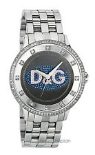 D & G Dolce & Gabbana Prime Time Unisex Watch Mens Watch & Ladies Watch dw0849 NEW