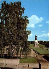 BERLIN Ost DDR AK 1978 Treptow Sowjetunion Ehrenmal Denkmal Krieg War Memorial