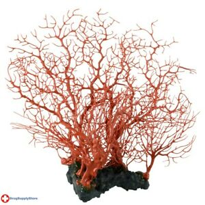 RA Sea Fan Coral - Red Item# 65330