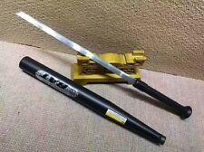 Rare Portable Weapon BASEBALL BAT STICK SWORD Handforged Damascus Steel Blade