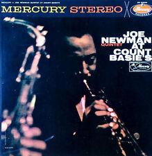 "JOE NEWMAN - AT COUNT BASIE'S - MERCURY - 7"" JUKEBOX - STEREO EP - 33 1/3 RPM"