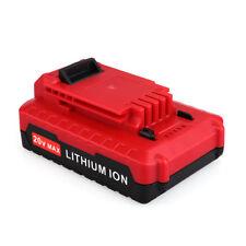 New For PORTER CABLE PCC680L PCC685L PCC681L 20V Max Lithium-Ion 2.0Amp Battery