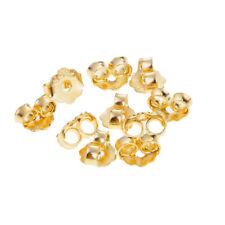 10pcs 3mm Butterfly Earring Safety Backs Jewelry Ear Nuts Earring Wire Stopper