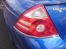FORD MONDEO ST220/ST TDCI PAIR OF FACELIFT SPEC REAR LIGHT CLUSTERS WITH HOLDERS