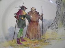Earthenware Dessert Plates 1900-1919 (Art Nouveau) Pottery