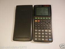 Calculadora Casio FX-7700GH potencia gráfica icono de menú