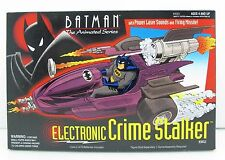 Batman The Animated Series Electronic Crime Stalker Vehicle Kenner 1993 NRFB New