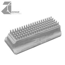 Zinge Industries Medium 1.5mm Hex Bolt Rivet Sprue x100 X2 Forest Sprues S-RIV04