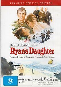 RYAN's DAUGHTER starring Robert Mitchell (2-disc DVD set, 2006) - LIKE NEW!!!