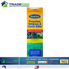Weed Killer Nutgrass Paspalum & Clover Kill PRO Searles 500ml Weedkiller Weeder