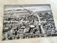 12x8 Aerial Photograph Southport Town Centre, Chapel / Lord Street, Pier, 1955