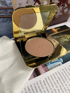 Tom Ford Soleil Glow Bronzer 02 TERRA Deluxe Size .28oz/8g New RRP £55