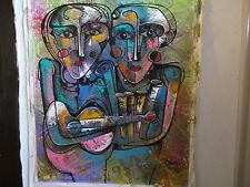 Original Contemporary Painting by Simeon Gonzales