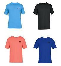 Under Armour Herren T-Shirt Sportstyle 4 Farben Größe S bis XXL NEU