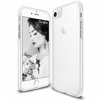ULTRA THIN CLEAR SILICONE HARD GEL CASE COVER SCREEN FOR IPHONE 8/7 MOBILE PHONE