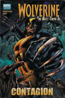 Wolverine The Best There Is  Contagion Marvel Hardcover Premiere Ed. Sealed
