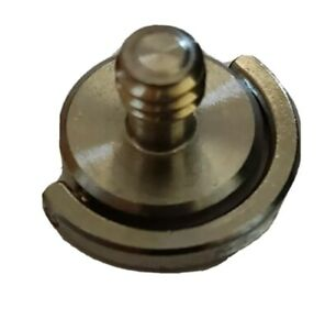 "1/4"" Screw Connecting Adapter For Camera SLR DLSR Shoulder Quick Sling Strap"