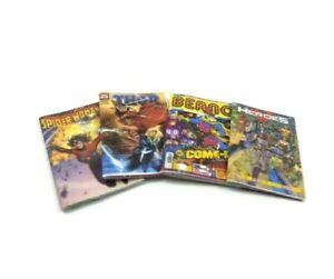 1:12 scale Dolls house Miniature Set of Comic books-Accessories
