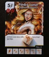 Dice Masters Civil War - #120 Piedra Lunar - RARA, castellano/italiano-Moonstone