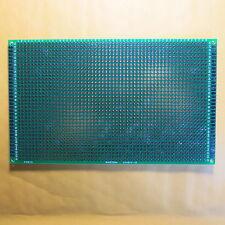 2stk 9x15cm doppelseitig pcb Lochraster Platine Leiterplatte circuit breadboard