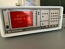 Wayne Kerr 6425 Precision Component Analyzer With Kelvin Clip Lcd Missing Pix