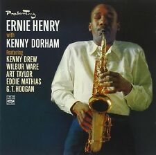 Ernie Henry: PRESENTING ERNIE HENRY WITH KENNY DORHAM (2 LPS ON 1 CD)
