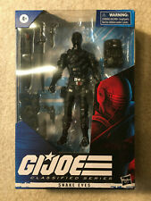 2020 Hasbro G. I. Joe GI Joe Classified Series Snakes Eyes 02 Action Figure New!
