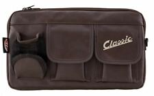 SIP Classic Vespa Glovebox Bag Toolbox Brown Leather Effect
